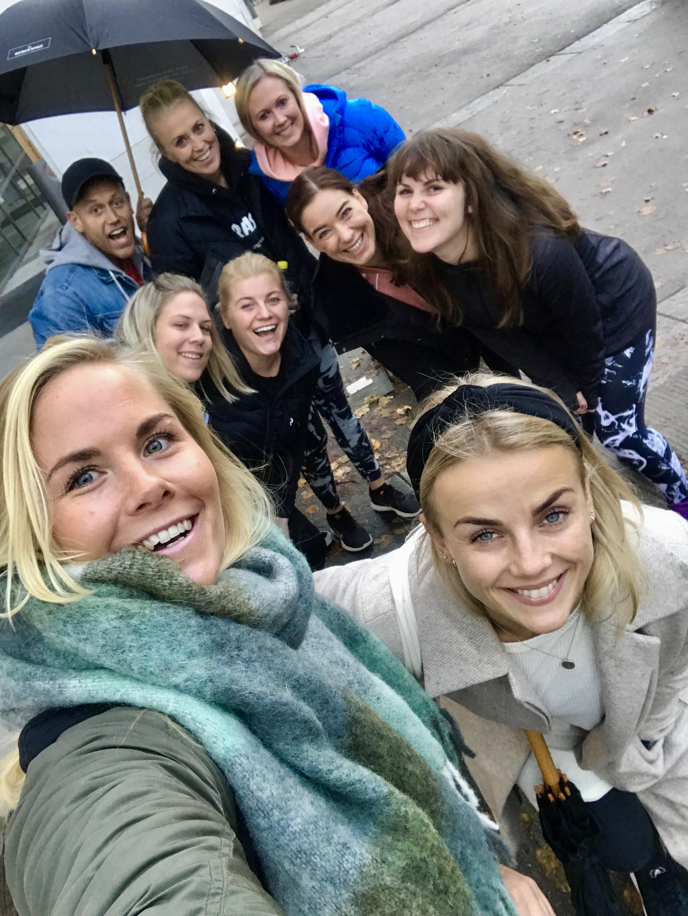Fineste ShapeUp Turné-gjengen på plass i Bergen!