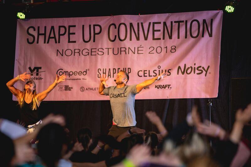 Foto: Mustasch Media, ShapeUp Turné Bergen