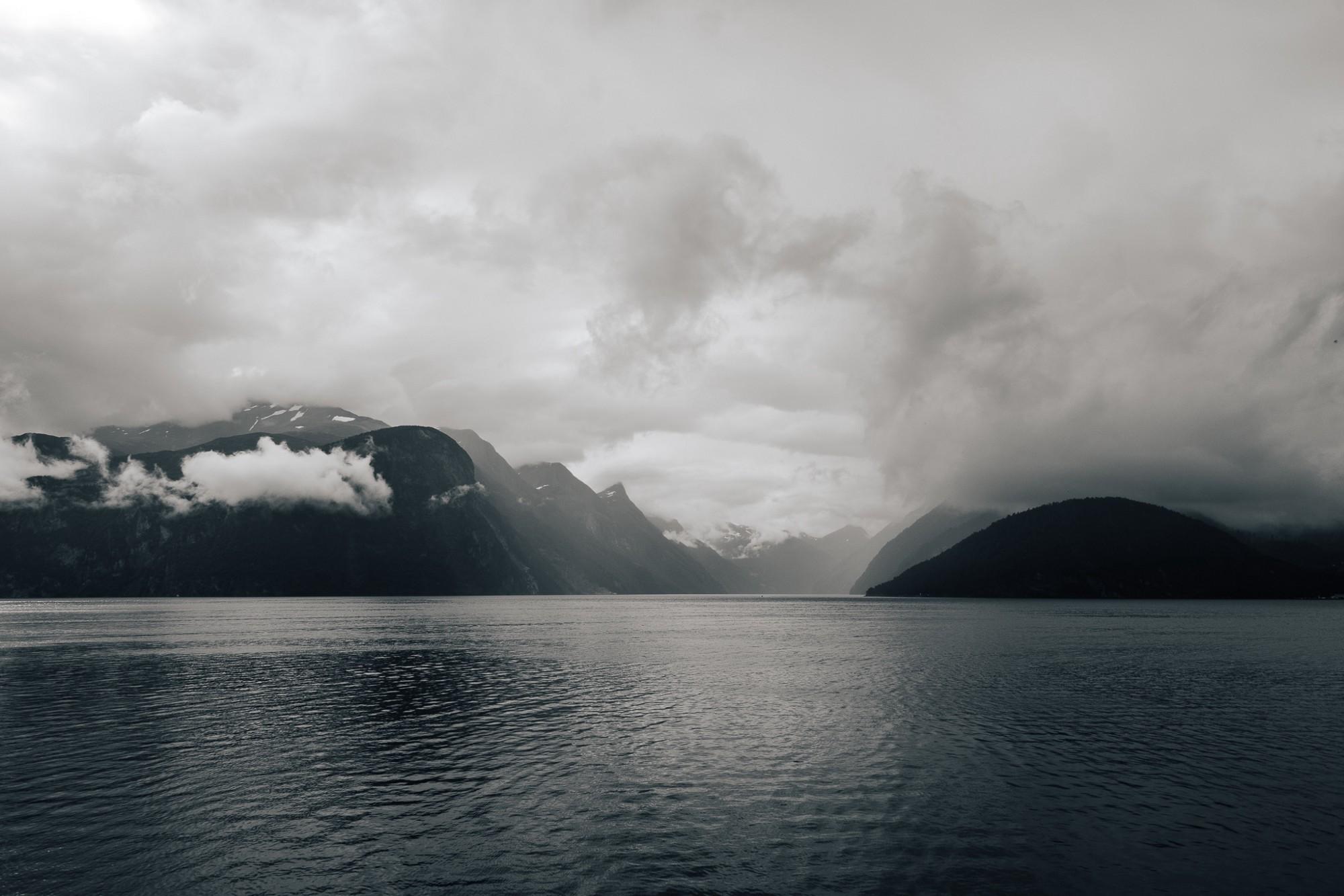 Geirangerfjord |  Jakub Fišer