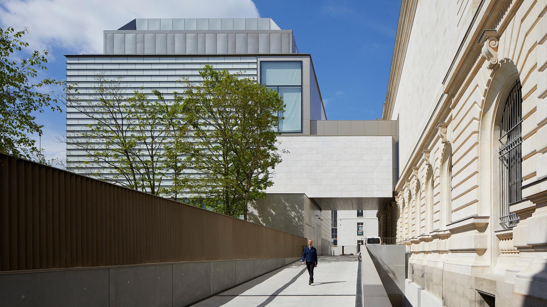 Musée d'arts de Nantesby Stanton Williams Architects  | Nantes, France