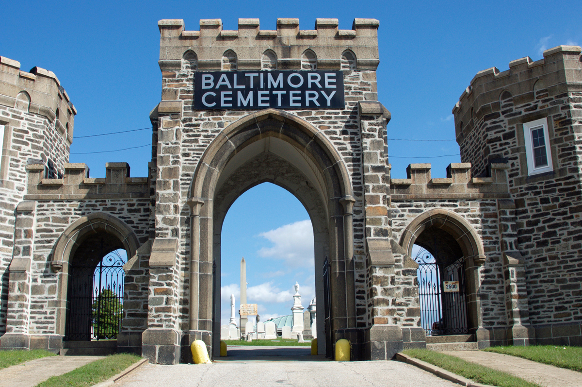 Baltimore Cemetery entrance.jpg