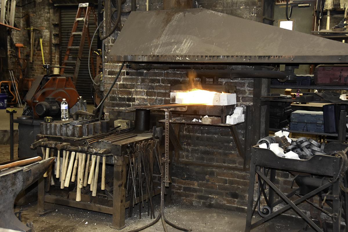 G. Krug and Son Ironworks