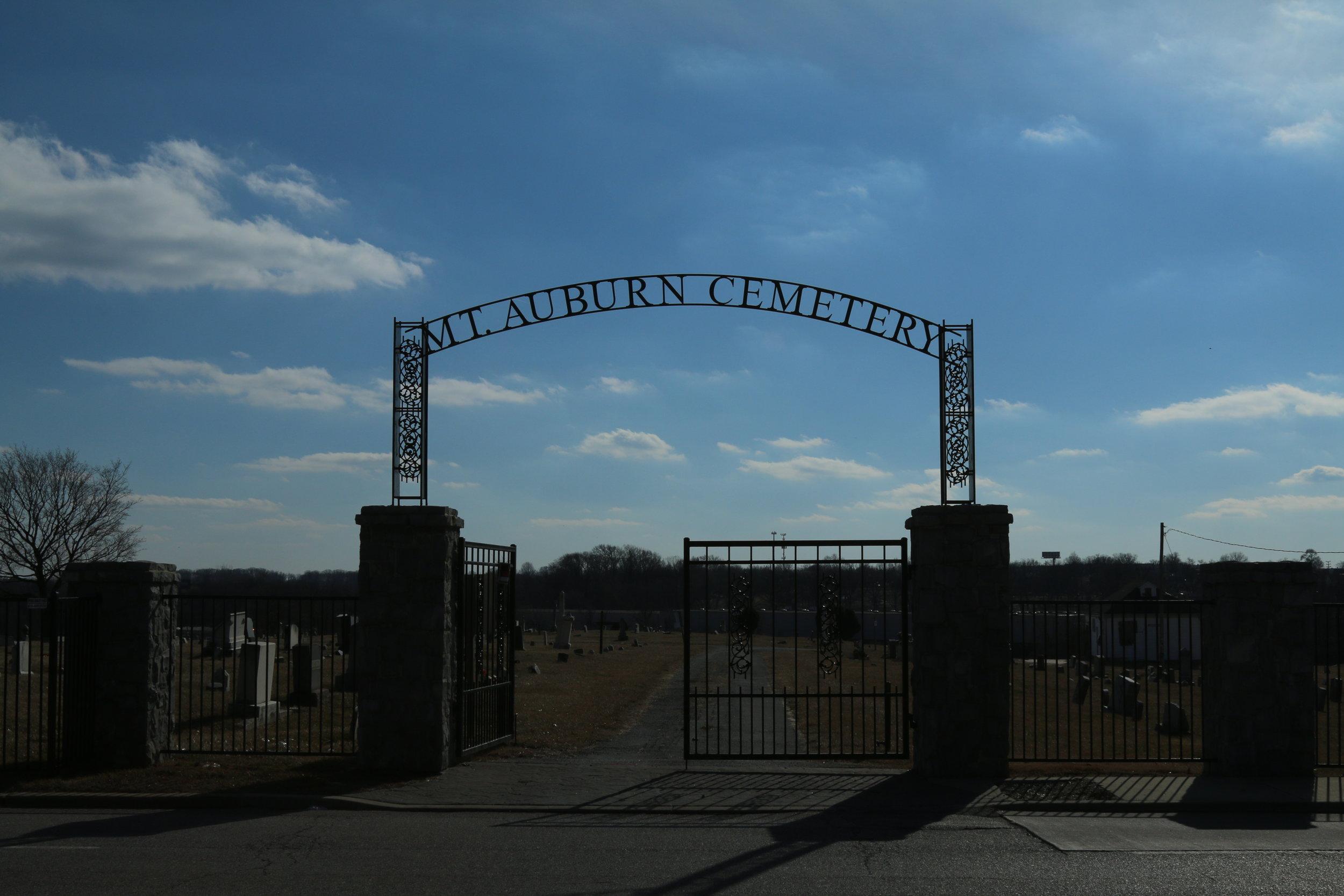 Baltimore's Mt. Auburn Cemetery