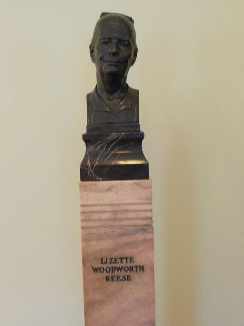 Lizette Woodward Reese