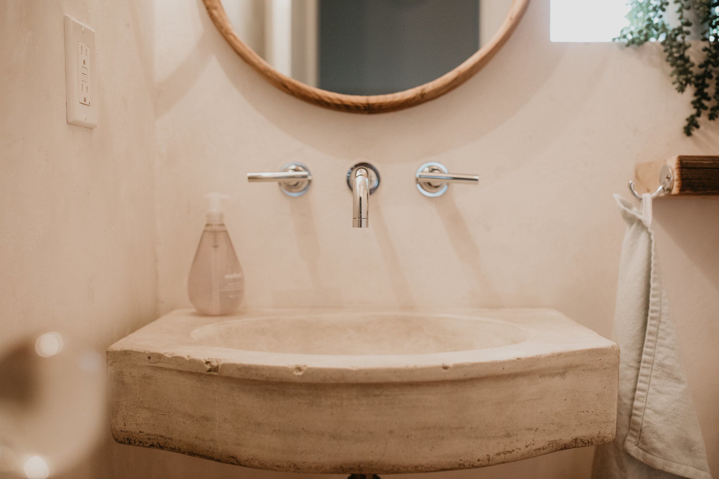 Powder Room Sink