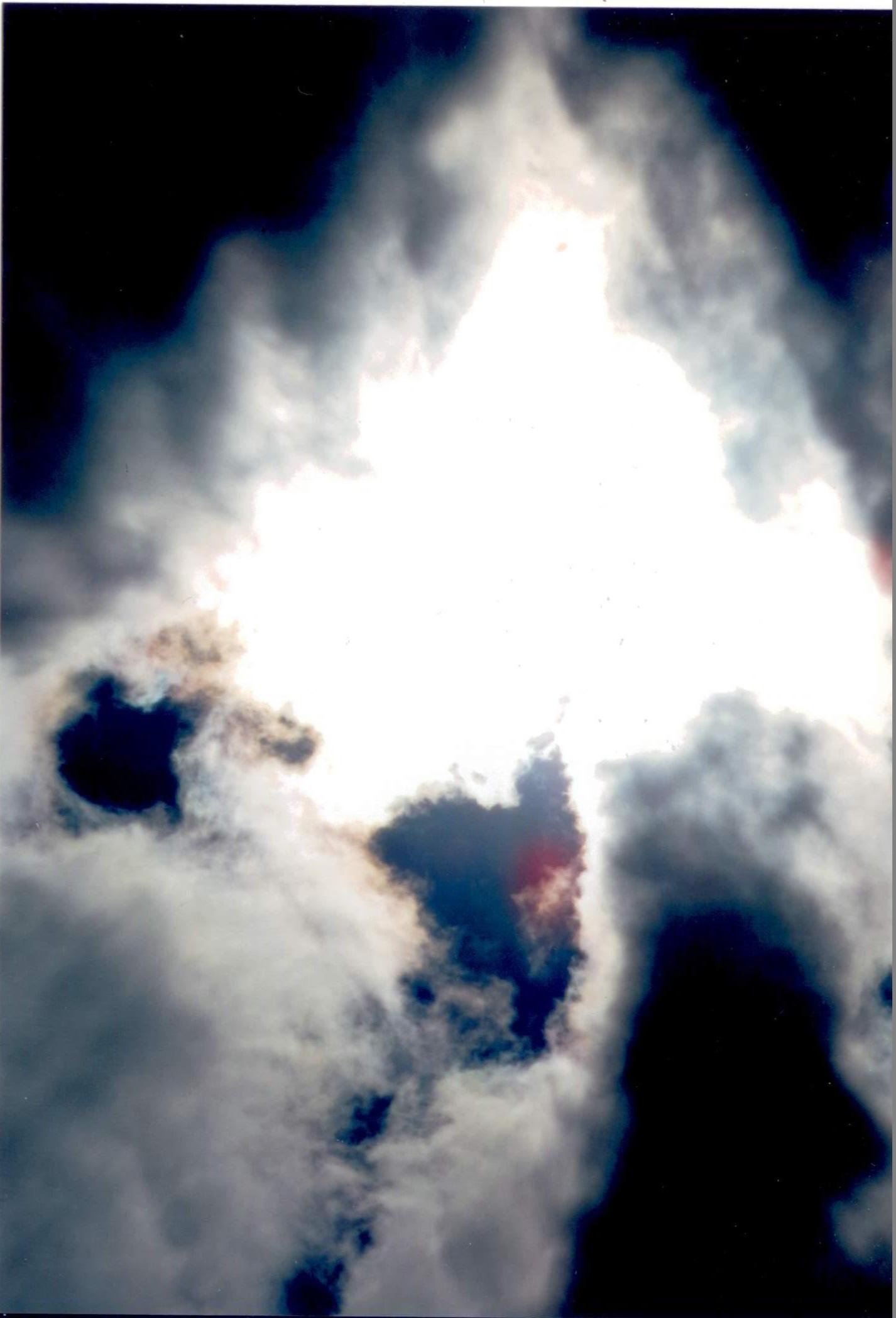I demoni dei Calimbi non vogliono essere conoscuiti da DIO UNIVERSALE perché hanno fatto del male e si vogliono nascondersi nelle nuvole solari ma non ćè posto e allora sono rimasti fuori con la faccia scoperta.