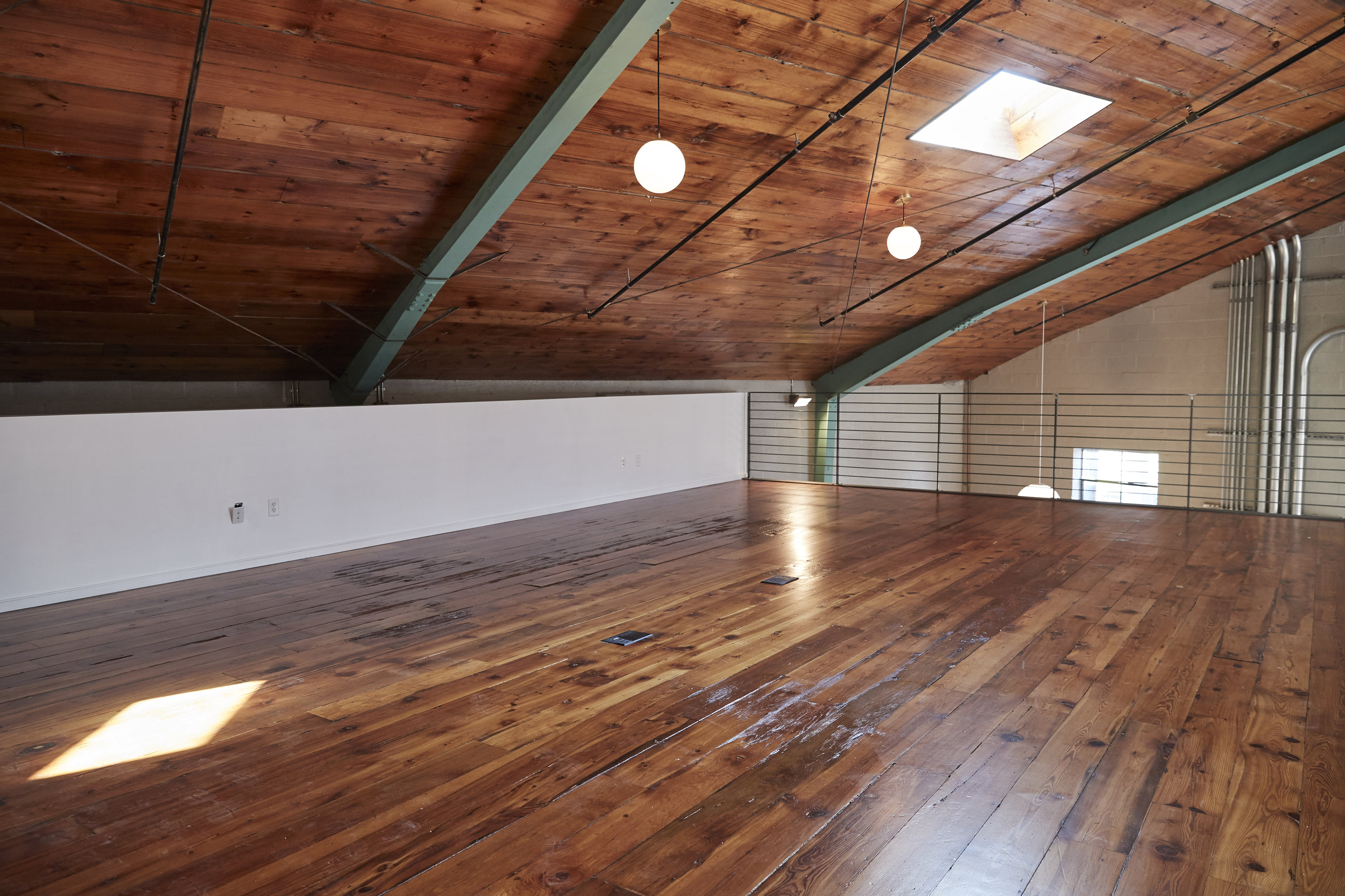Loft Space/Meeting Space