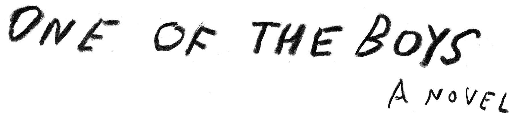 OneOfTheBoys_HandwrittenTitle.jpg