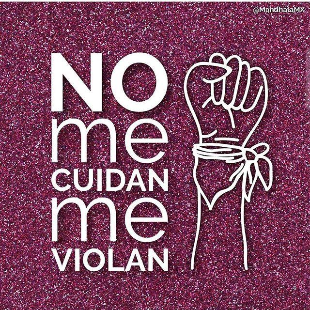 #NoMeCuidanMeViolan: estos son los datos de variss organizaciones sobre los constantes abusos que sufre la mujer mexicana dia a día  Vía @mandhalamx #YaEsHora #Feminismo #DiaDeLaDiamantina  #exigirjusticianoesprovocación