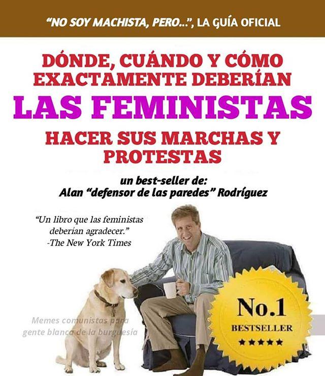 Marchas Feministas #ForDummies.
