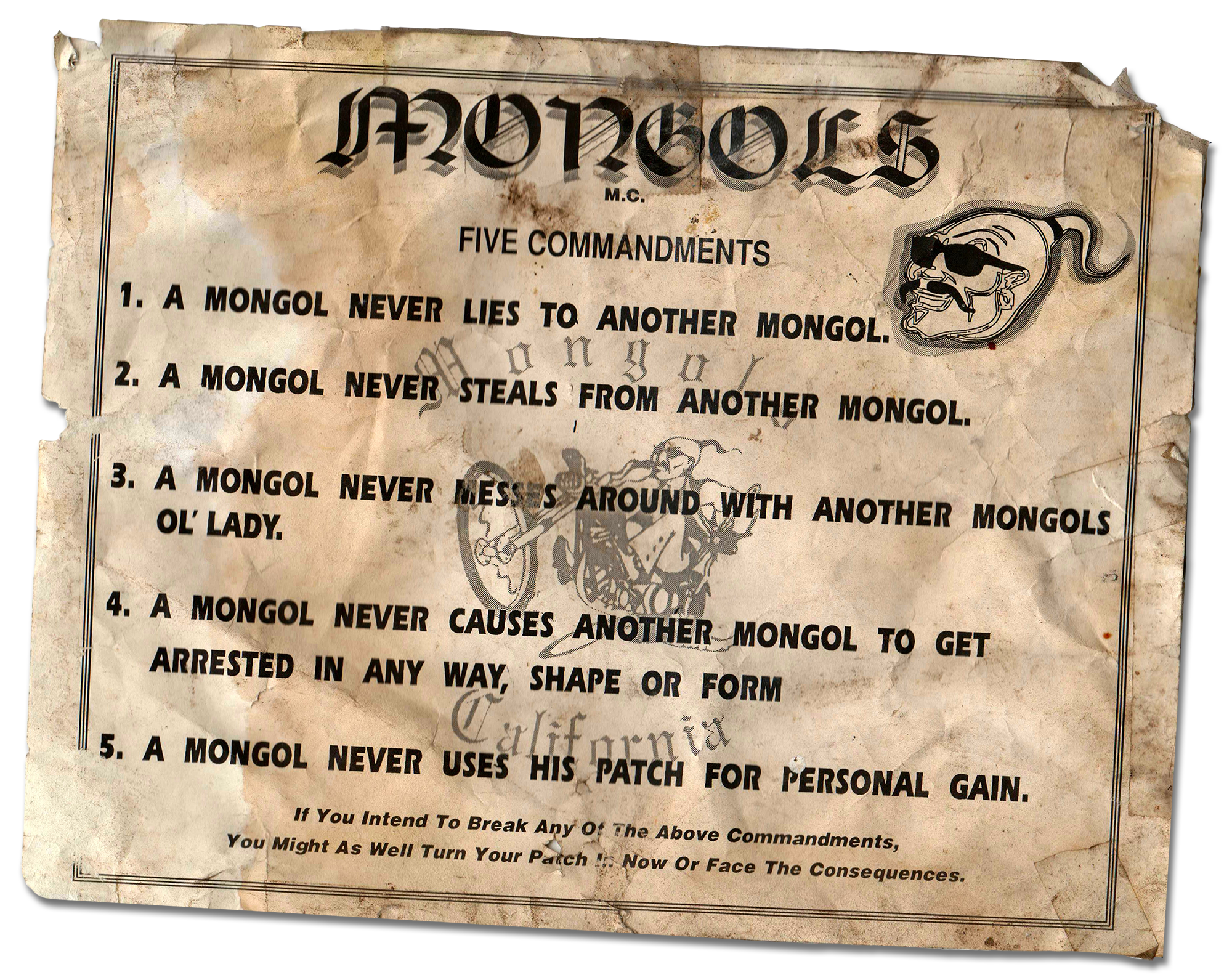 5 COMMANMENTS by So Cal Gary.png