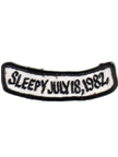 SLEEPY  07/18/1982  LOS ANGELES
