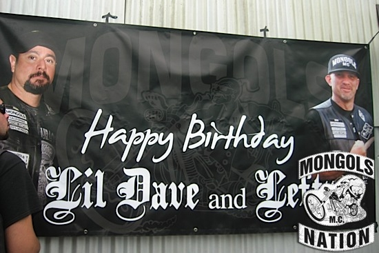 DAVE & LEFTY'S BDAY -