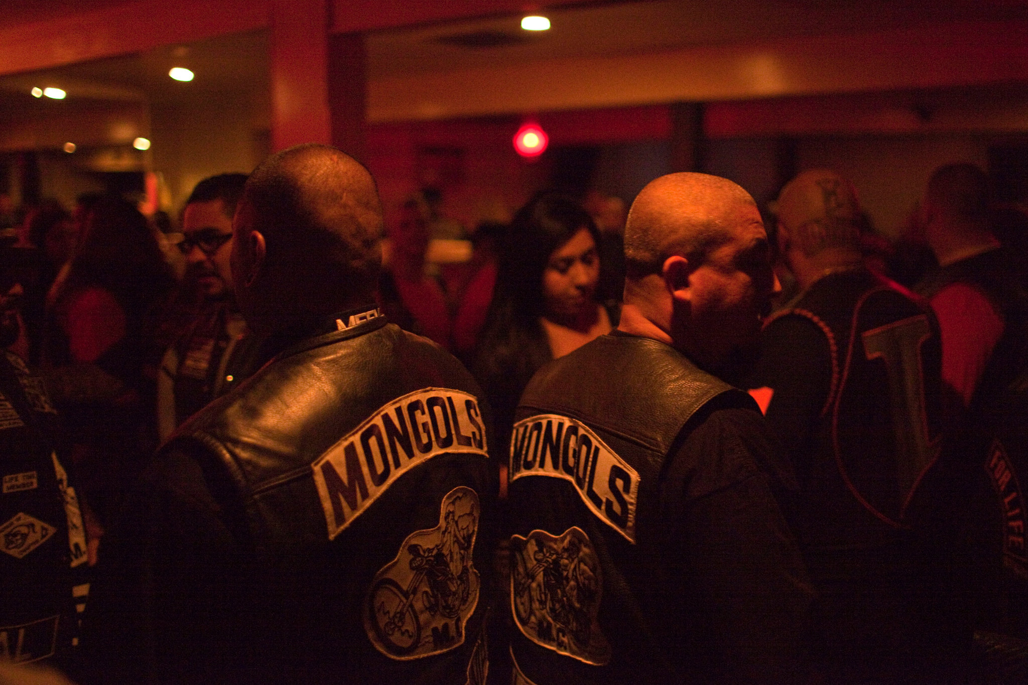 Federal prosecutors want to seize the rights to the logo of the Mongols Motorcycle Club and suppress its use.  Julie Platner for The New York Times