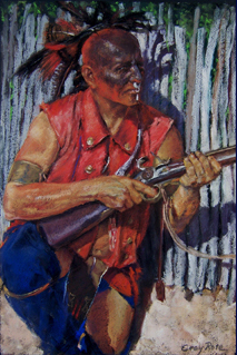 Mingo Warrior