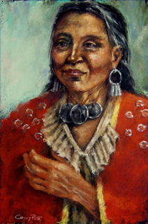 Wyandot Woman