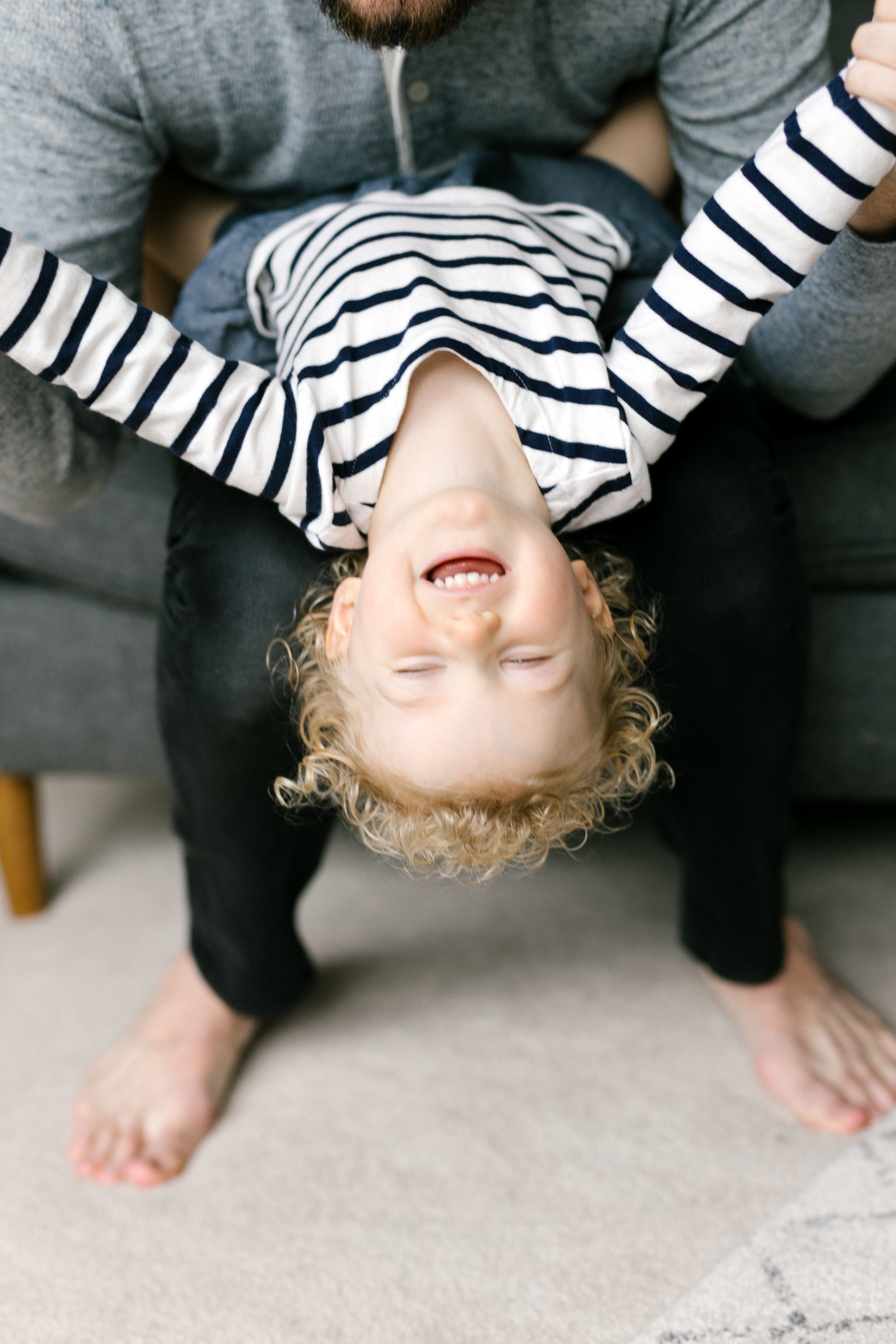 Lora Grady At Home Lifestyle Family Session with natural light and Toddler-8.jpg