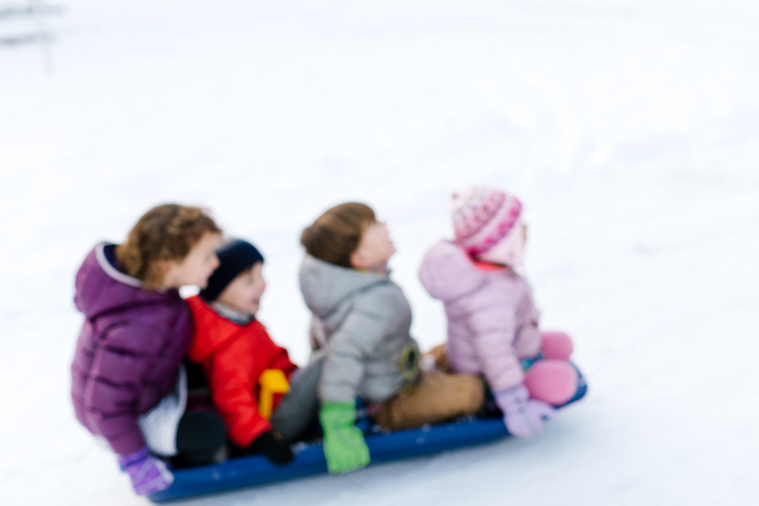 Skykomish sledding family reunion toddlers kids happy seattle area family photos chelsea macor photography-2.jpg