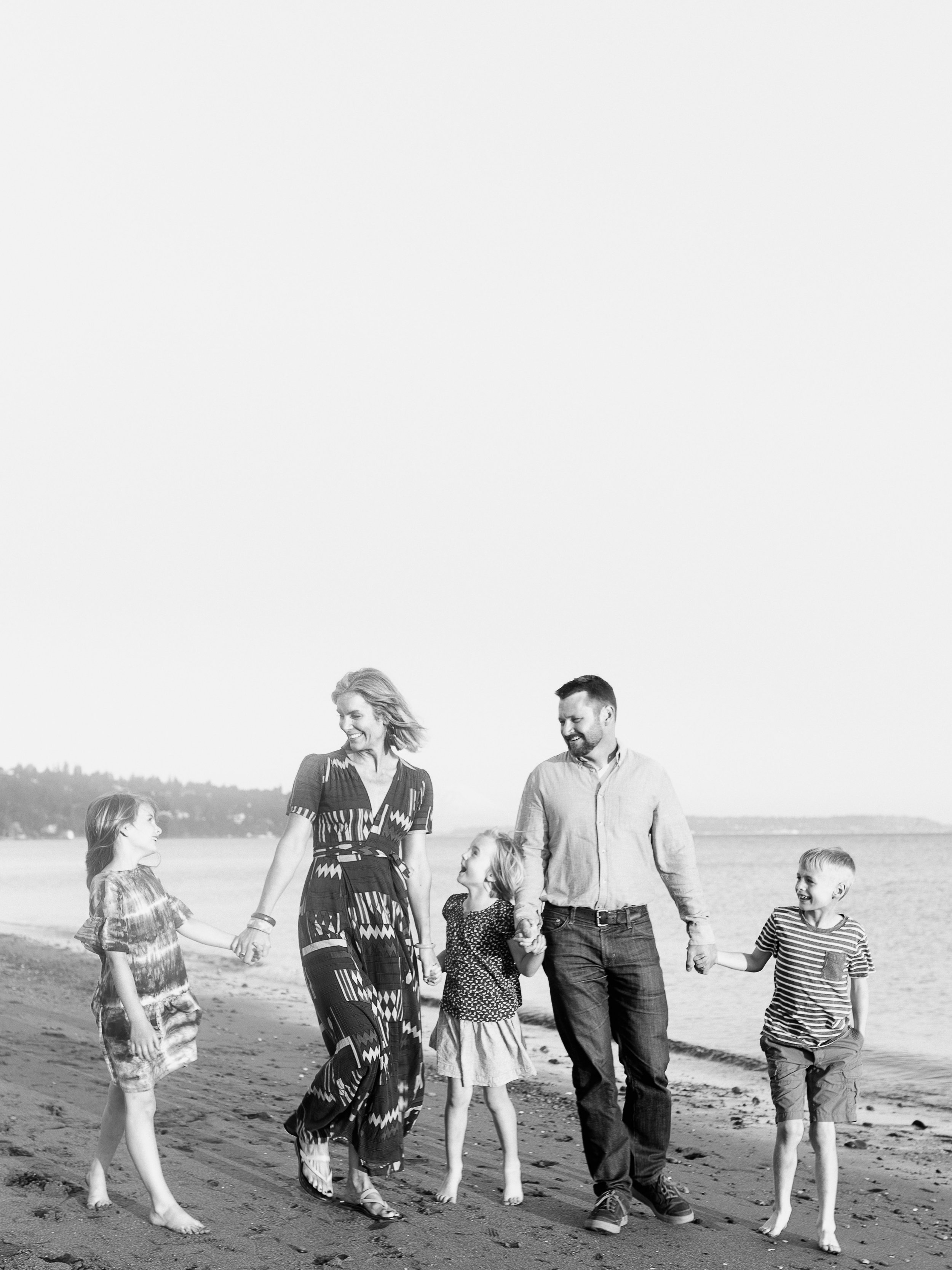 Lifestyle Family Session at Discovery Park Beach Seattle WA Style Blogger Stylist Dress Tips Chelsea Macor Photography-9.jpg