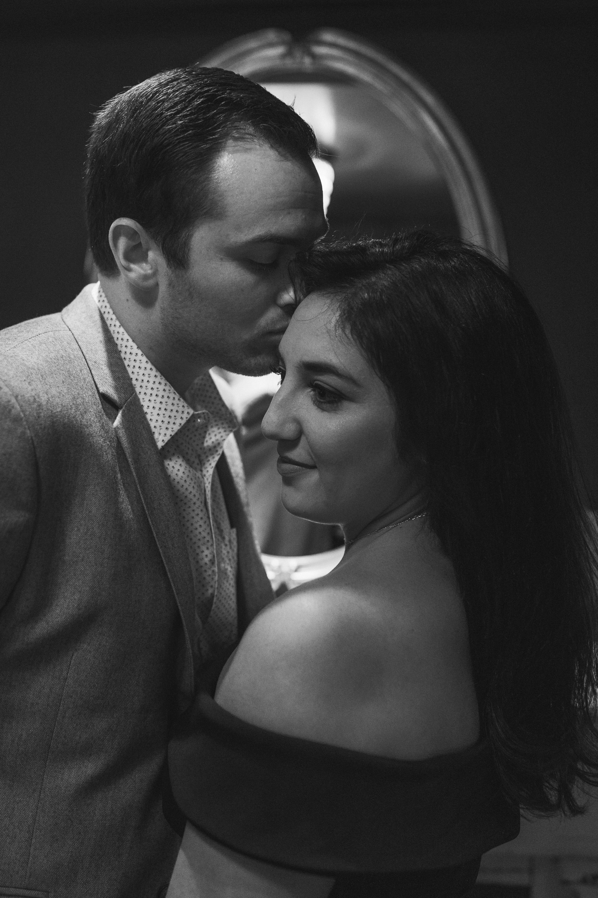 Seattle Engagement Session with two destinations- hotel and arboretum- natural light by Chelsea Macor Photography-5.jpg