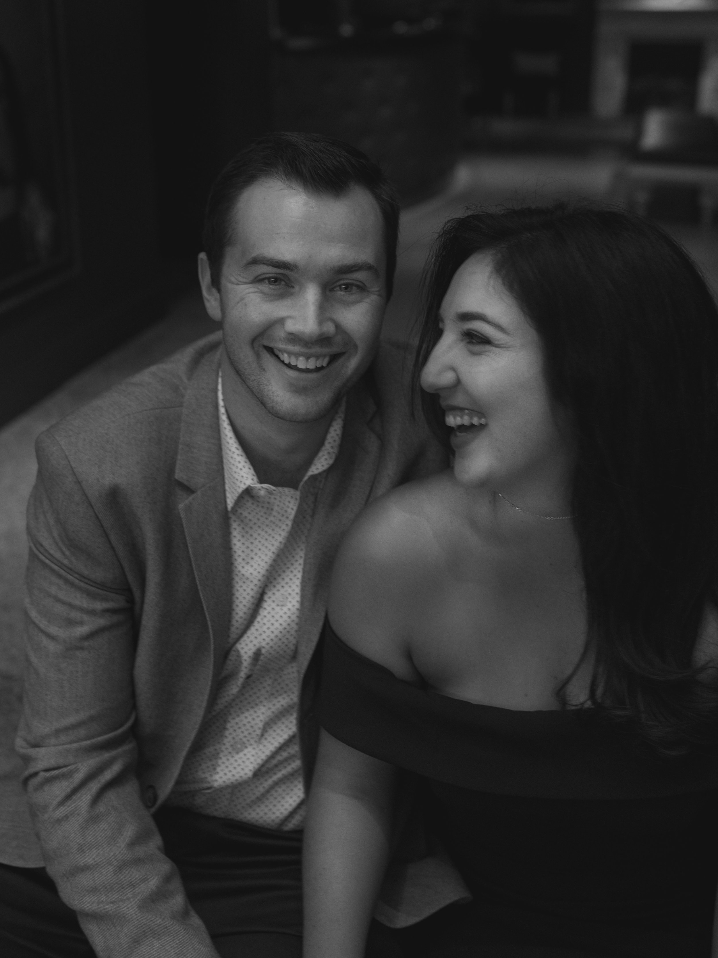 Seattle Engagement Session with two destinations- hotel and arboretum- natural light by Chelsea Macor Photography-7.jpg