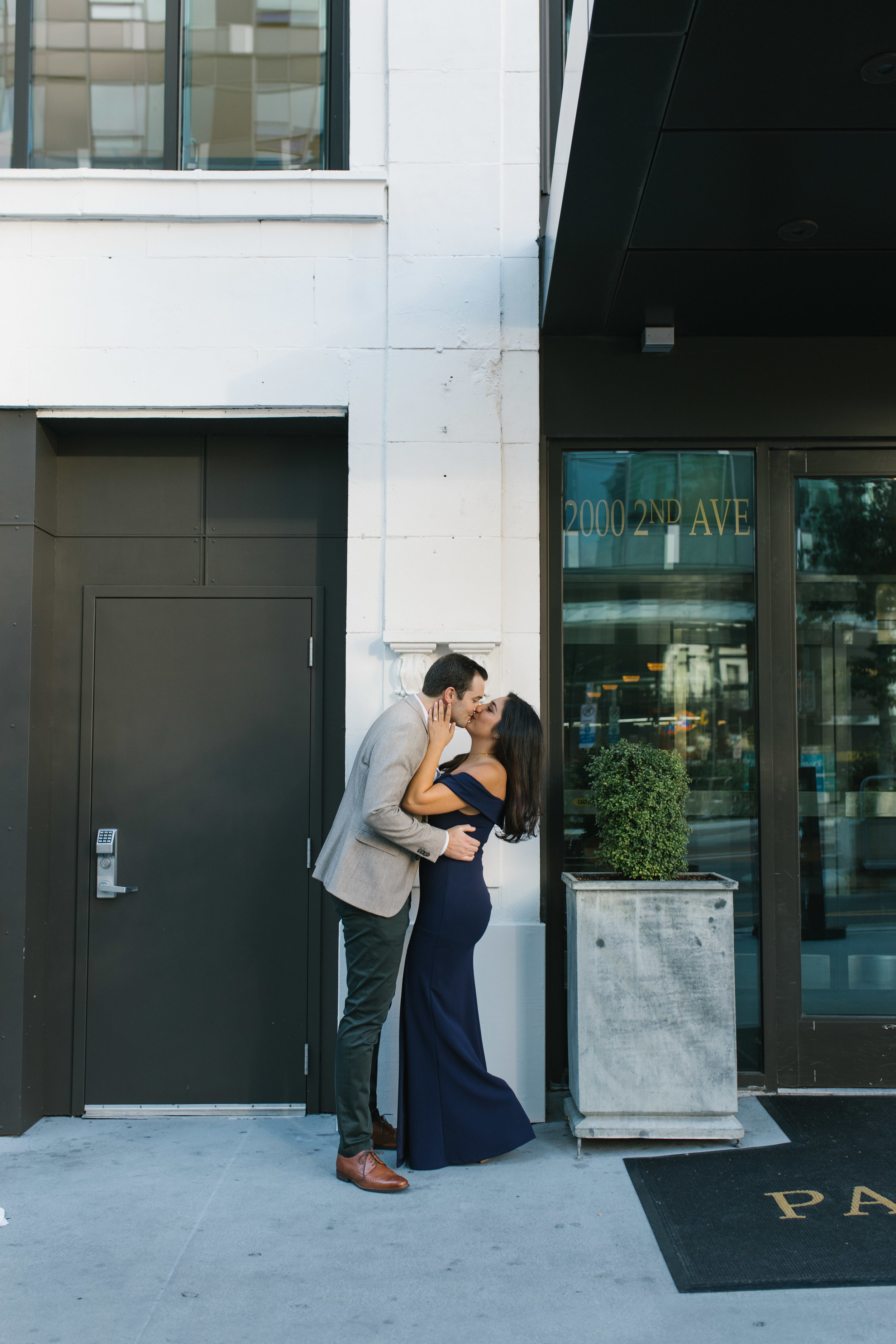 Seattle Engagement Session with two destinations- hotel and arboretum- natural light by Chelsea Macor Photography-12.jpg