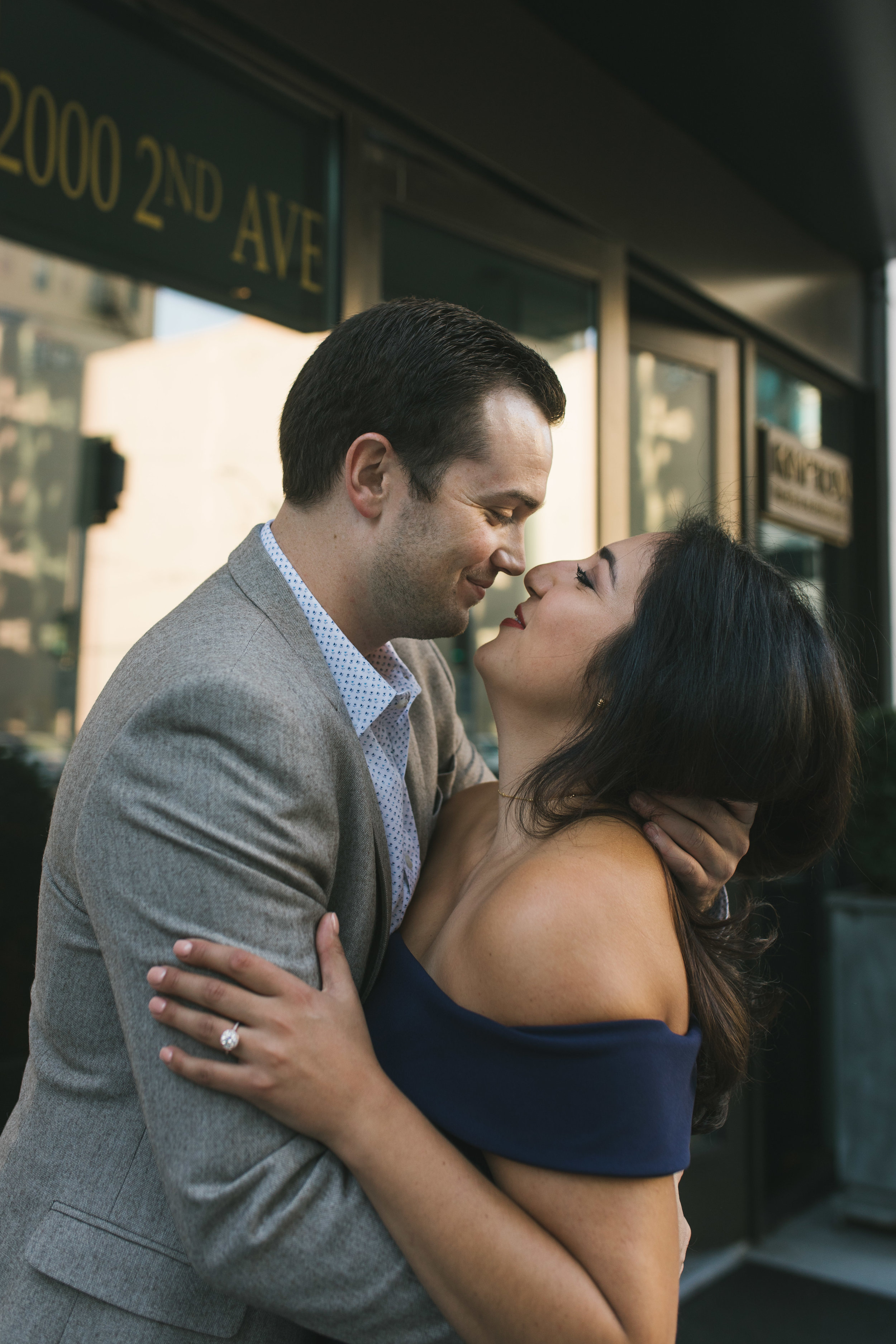 Seattle Engagement Session with two destinations- hotel and arboretum- natural light by Chelsea Macor Photography-13.jpg