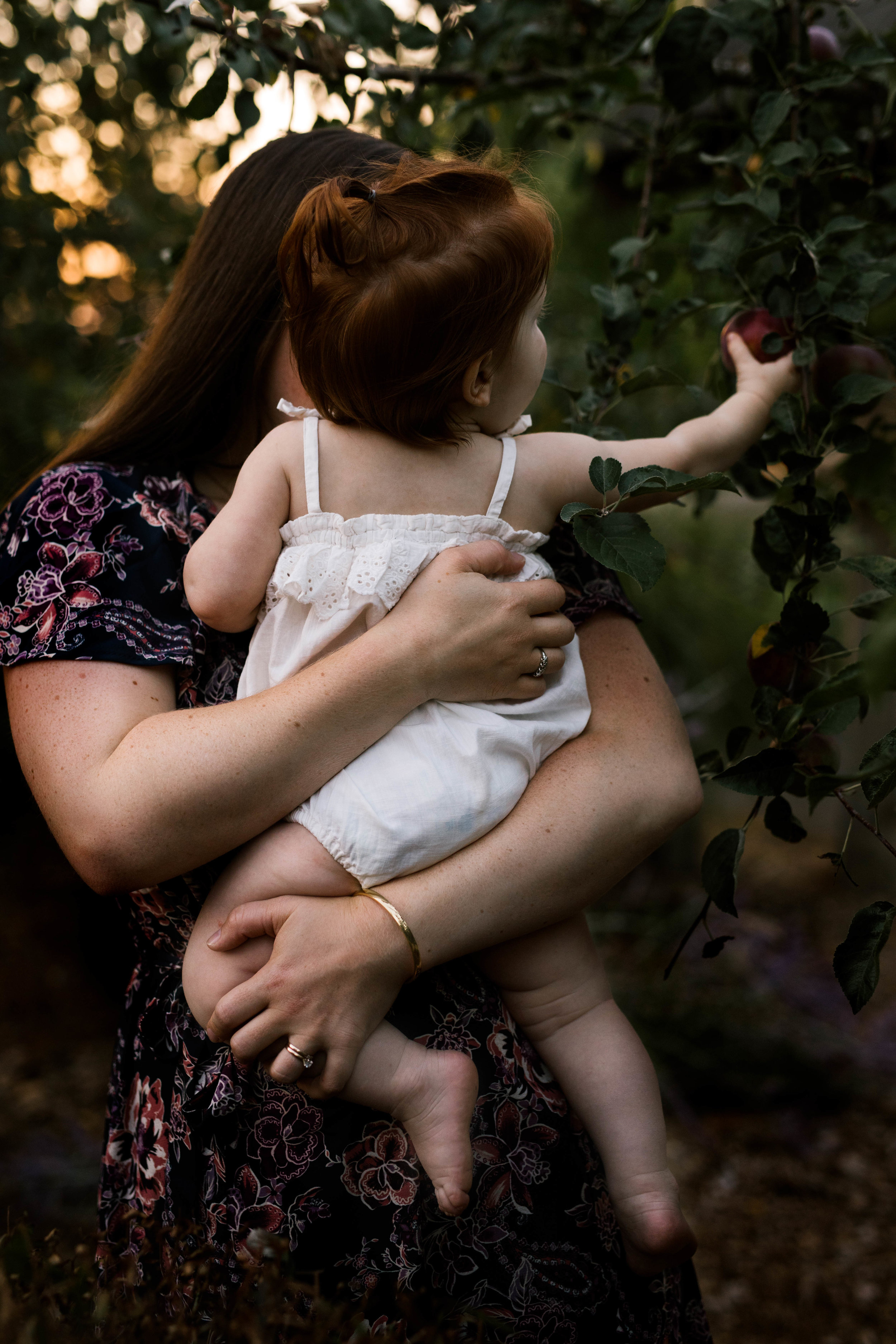 Playful and sweet family session in Issaquah at golden hour and twilight Mom and Dad with their toddler photographed by Chelsea Macor Photography in a playful and intimate way-20.jpg