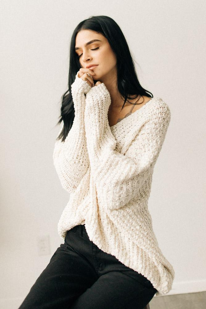 Natural Sweater
