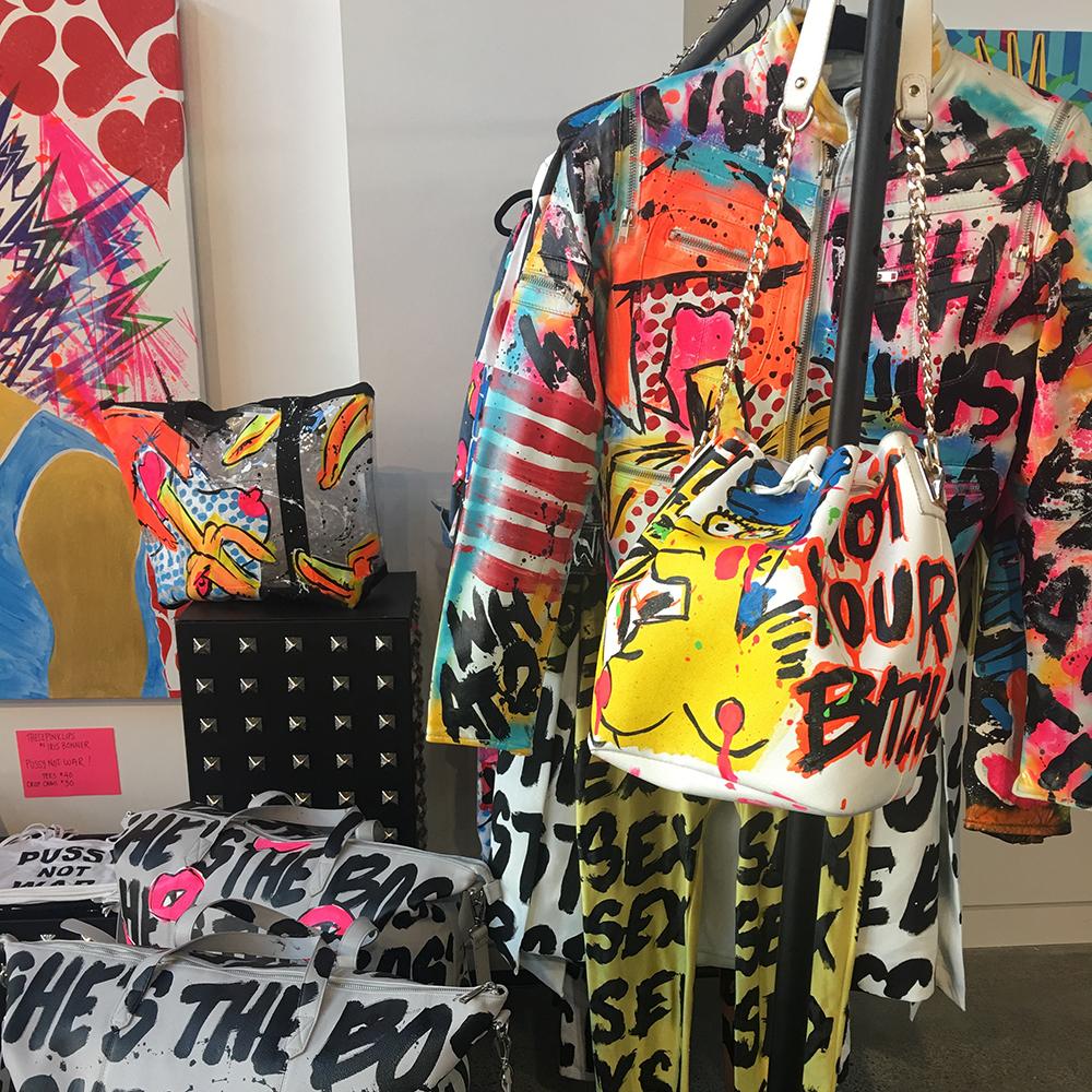 PatricaField Art Fashion Show