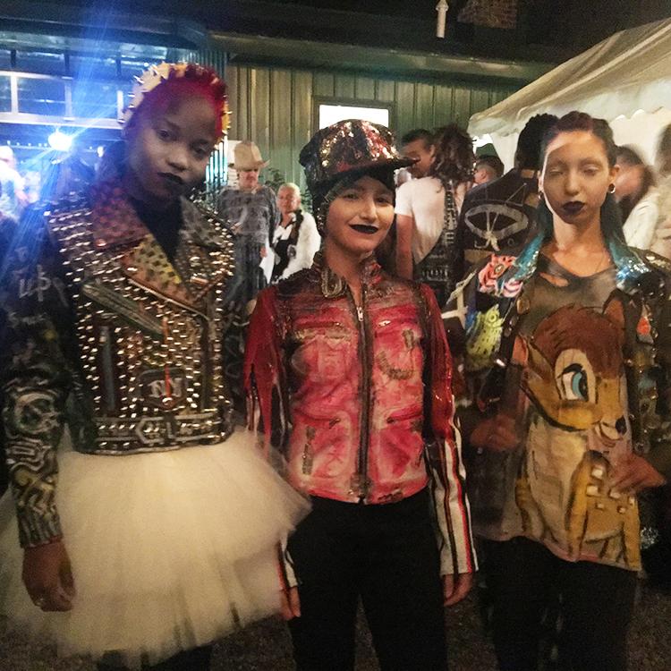 Patricia Field Art Fashion Show