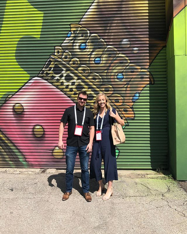 @chocolatesoupca is here at #TrueNorth19 learning about topics like #TechForGood, the future of work, humans becoming more human and more.  Employee recognition is more important than ever in the age of automation. Check out www.chocolatesoup.ca for more information!  #employeerecognition #employeerewards #hr #teambuilding #culture #torontotech #waterlootech