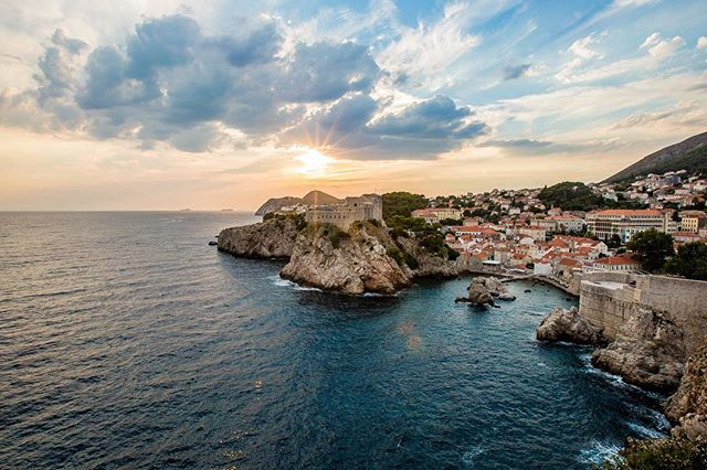 Dropping some new work... #withlovefromdubrovnik