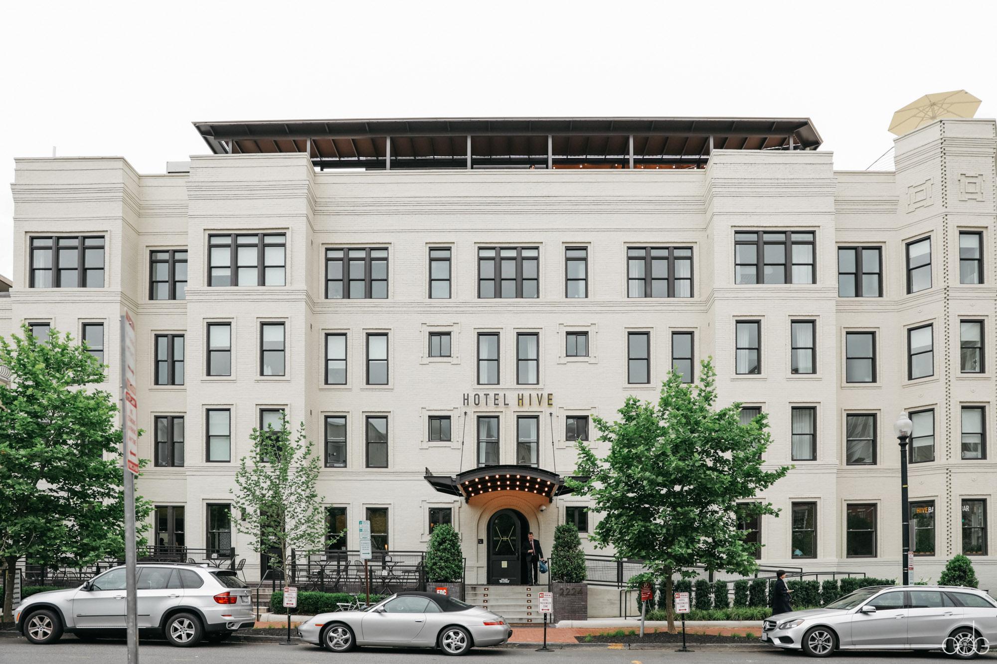 Hotel Hive<strong>Washington, DC</strong>