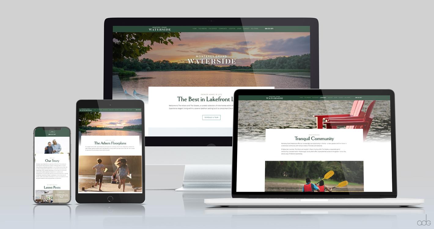 View full website at  www.waterside.com