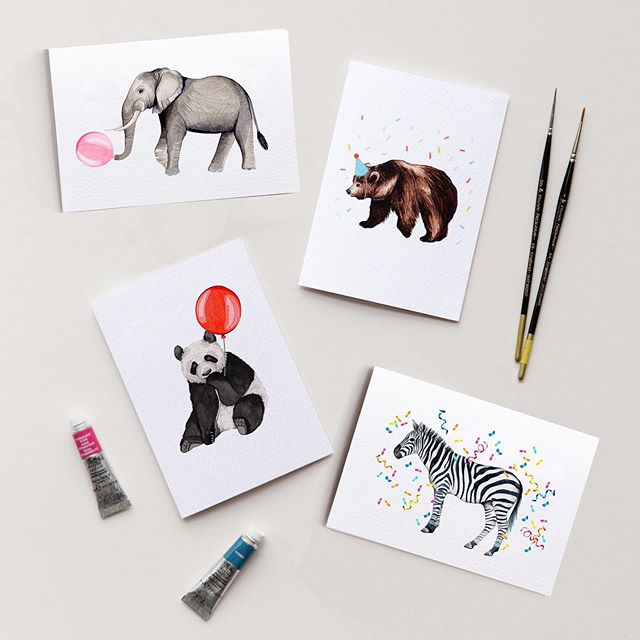 Are you a party animal? Our party animal greeting cards are perfect for any occasion so it's time to celebrate! If you're interested in becoming a stockist simply follow the link in bio to our wholesale page . #greetingscards #justacard #shopsmall #wholesalecards #smallbusiness #britishbusiness #madeinbritain #madeinengland #visitus #papergoods #stationeryaddict #stationery #watercolour #watercolor #countdownbegins #indiebusiness #creativebusiness #creativebrand #illustrator #illustrated #illustratorsoninstagram #girlboss #dowhatyoulove #lovewhatyoudo #animalillustrator #animalillustration #animalillustrations #stockist #independentartist