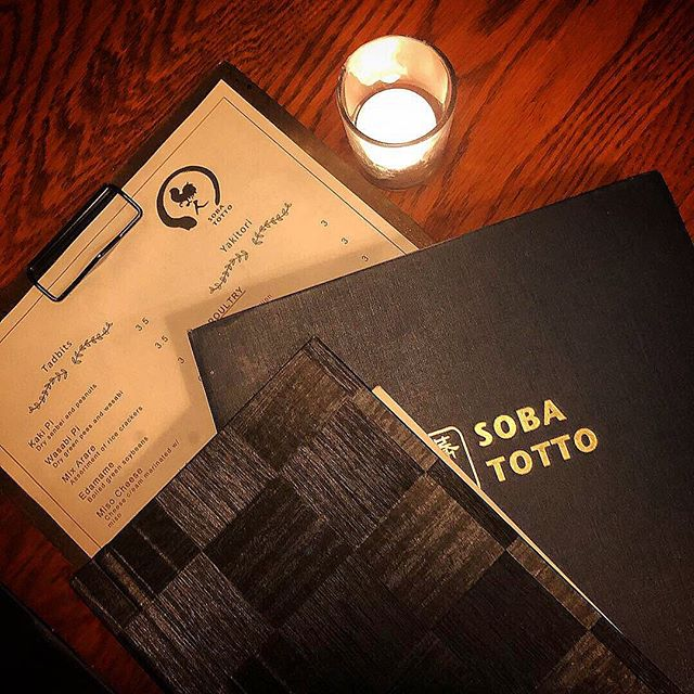 Join us at Soba Totto! Bar opens at 5:30pm and restaurant opens at 6:00pm. • • • • #chefs #chefstalk #michelinguide #michelininspectors #professionalchefs #zagat #foodporn #newyork_ig #japanesetapas #foodpic #foodgasm #chefofinstagram #michelinrestaurant #michelininspectors #michelinguide  #japanesebar #izakaya #soba #whiskey #japanesewhiskey