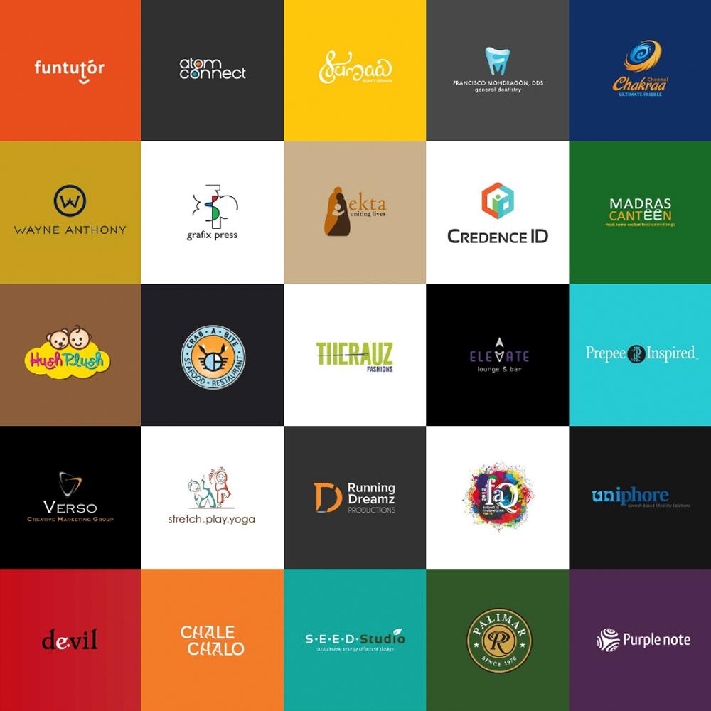Brand Logo Gallery