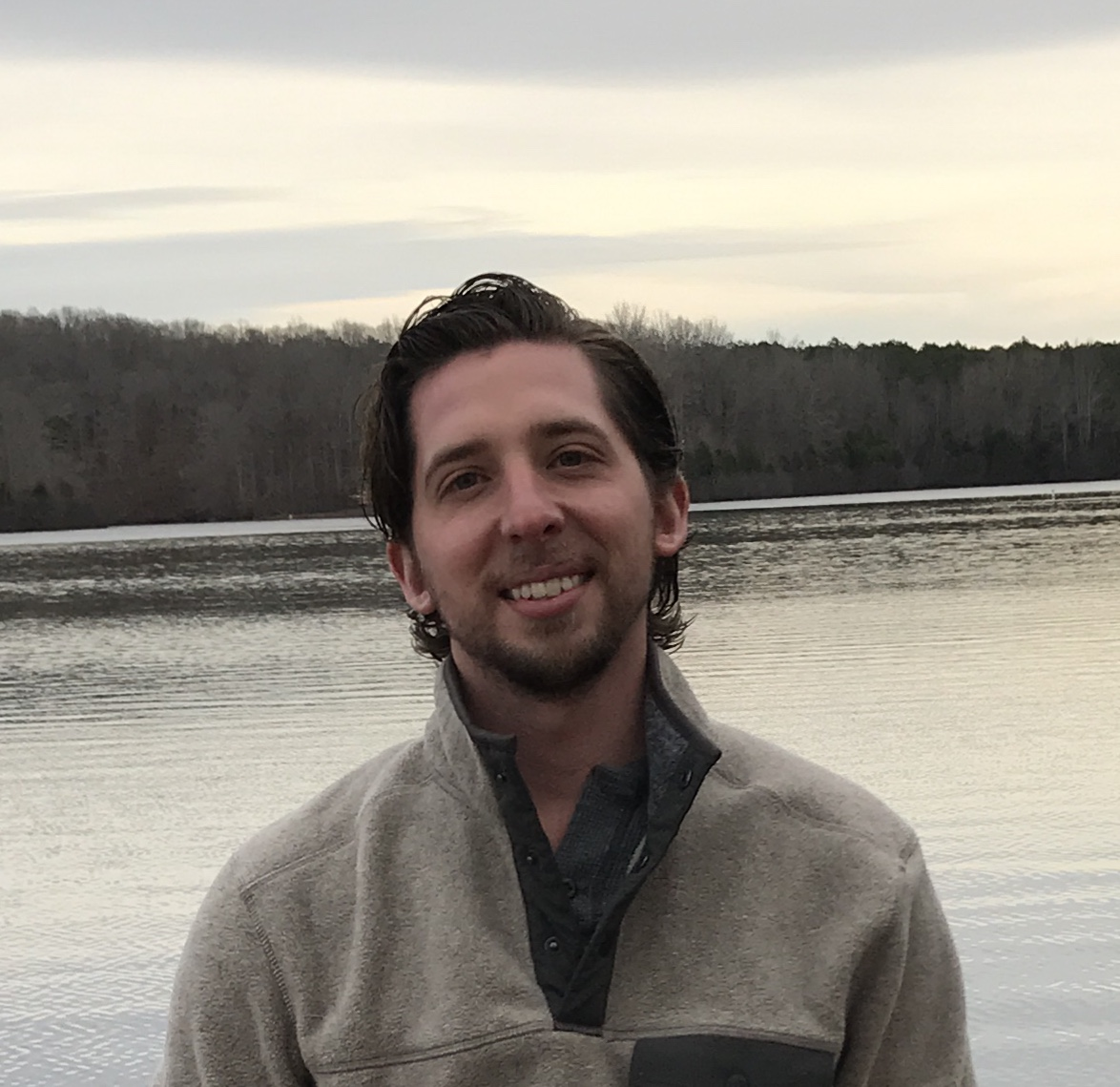 """Aaron Dargis - Aaron Dargis grew up in Michigan and now lives in the Foothills of South Carolina. He is Poetry Co-Editor for South 85 Journal. His most recent poem, 'Grey Partridge' appeared in Panoply Magazine as """"Editors'Choice."""""""