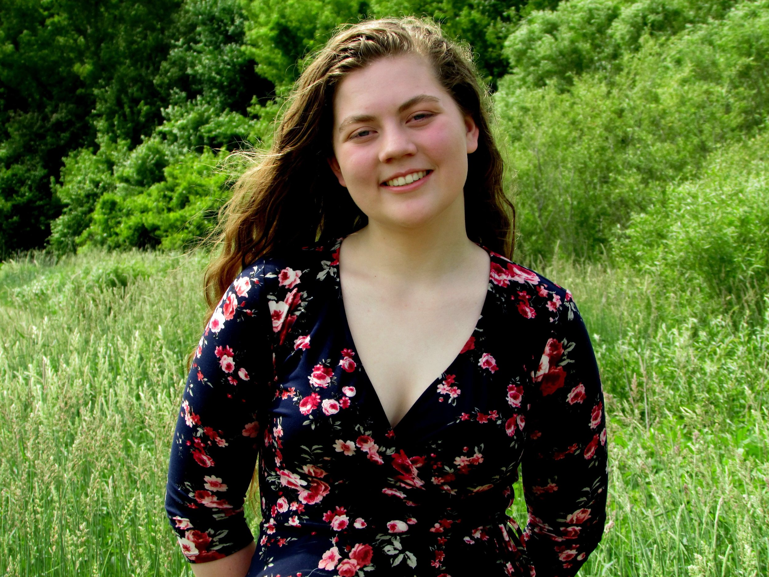 Sheridan Baker - Sheridan Baker was born and raised in Rochester, Minnesota. Currently, she is a senior at Century High School where she is involved in theater and golf. In the fall, she will be attending Augustana University in Sioux Falls, South Dakota to study ASL interpreting.