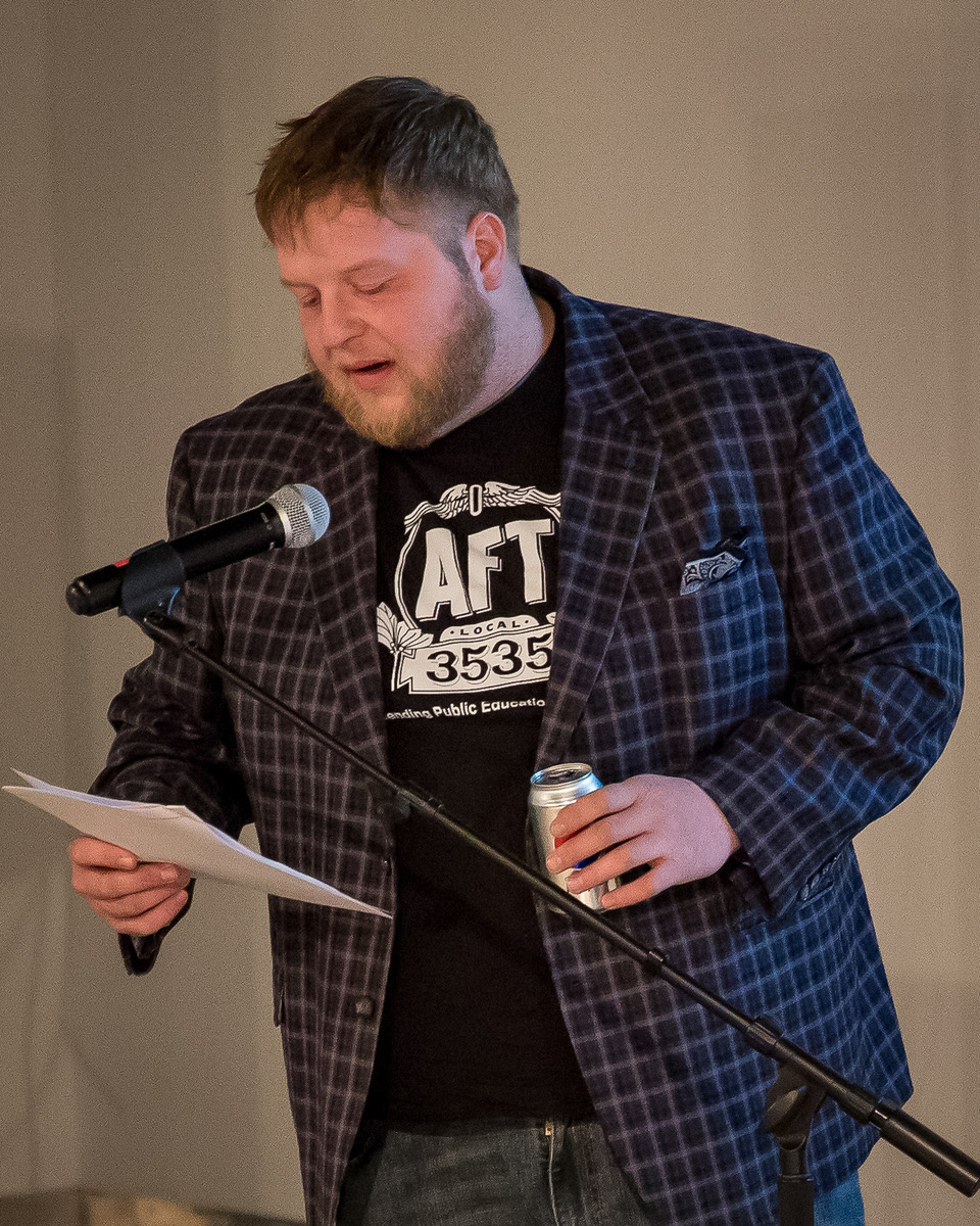 Peter Burzynski - Peter Burzynski recently completed a PhD in Creative Writing-Poetry at the University of Wisconsin-Milwaukee. He holds a B.A. from the University of Wisconsin-Madison, a M.F.A. in Poetry from The New School, and a M.A. in Polish Literature from Columbia University.