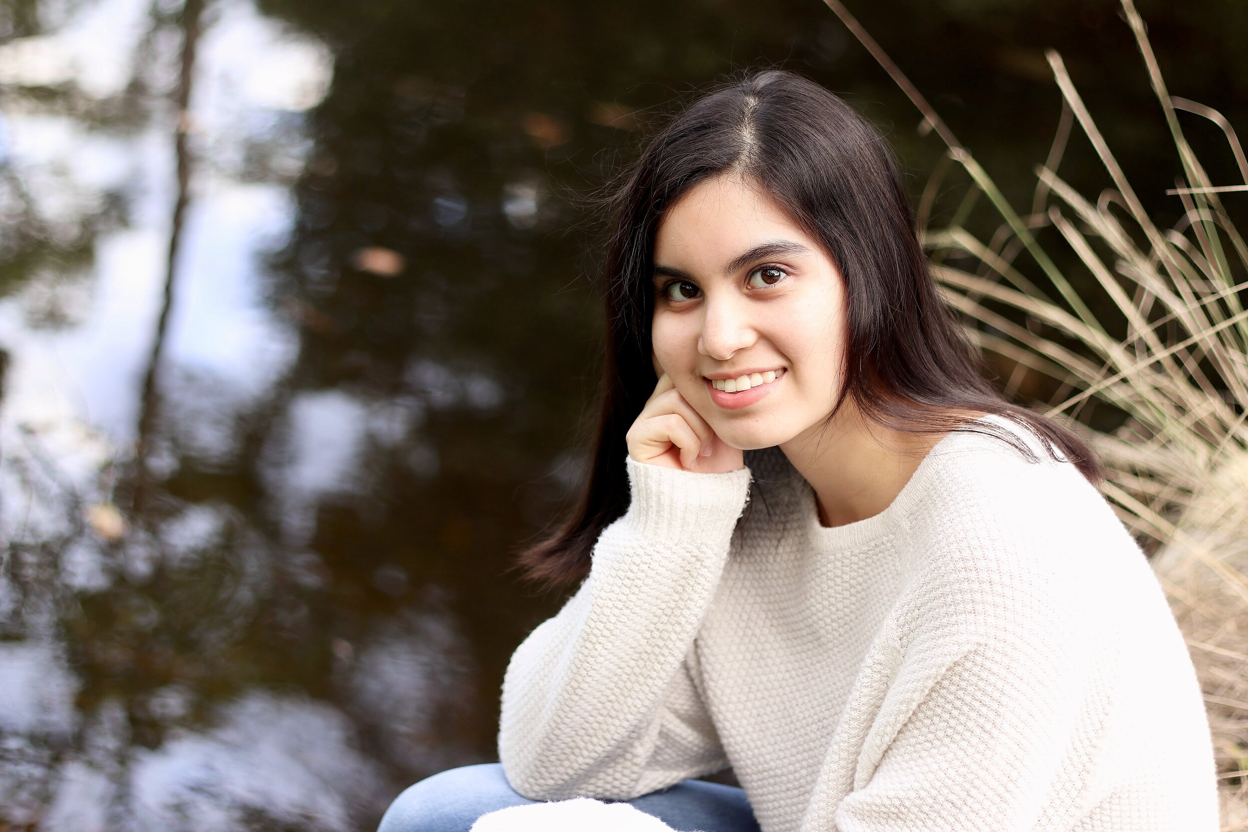 Carolina Larracilla - Carolina Larracilla is a sophomore at The Woodlands High School in Texas. Besides writing poetry, she spends her time reading, swimming and writing for the school newspaper, The Caledonian. She plans to pursue a major in Journalism, alongside a career in creative writing.