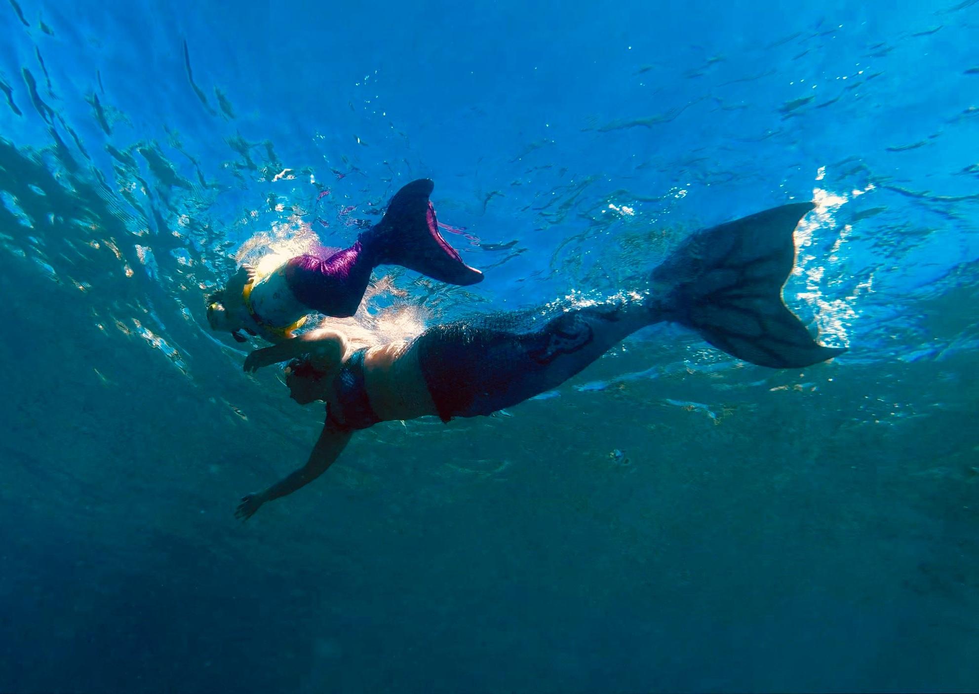 Private Mermaid Lesson - $199