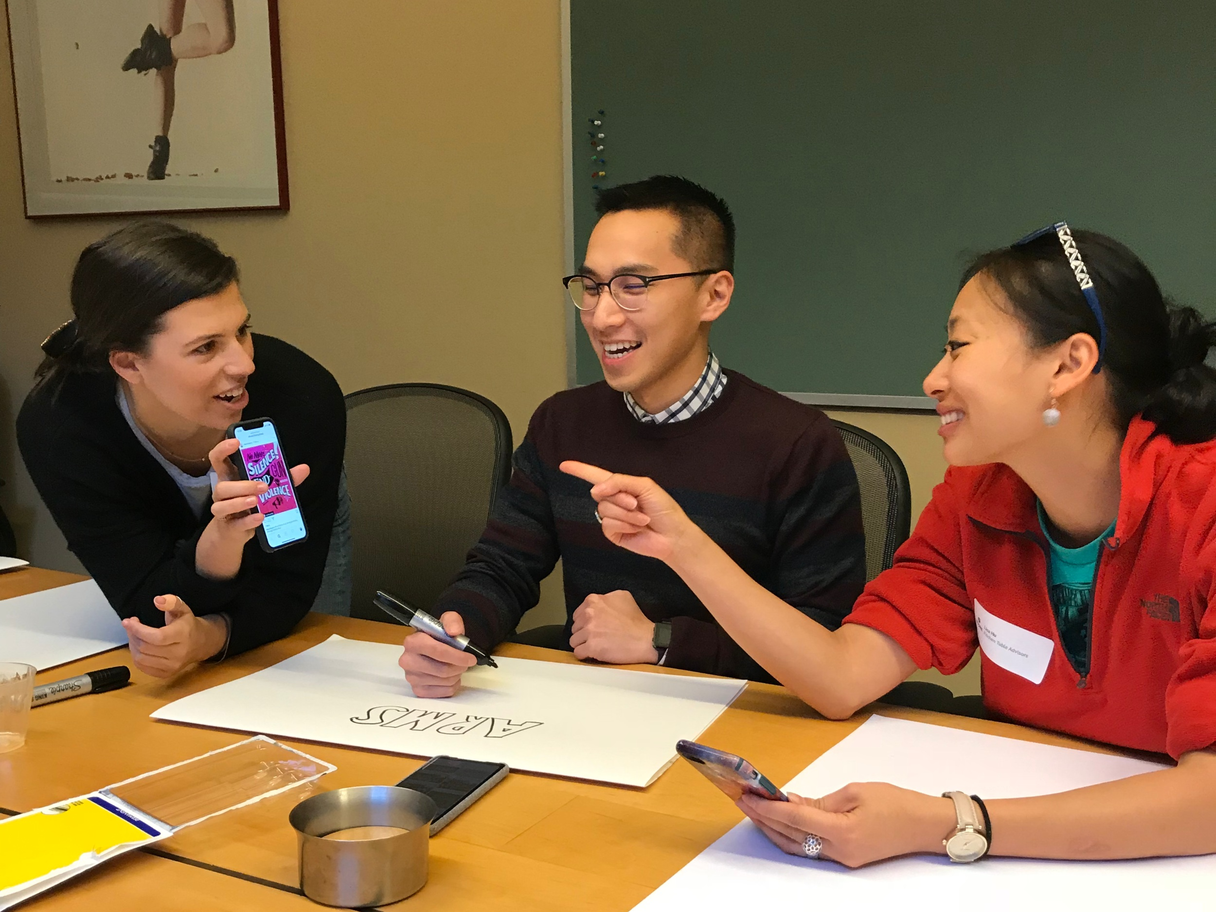 Skill-building Workshops  Fellows are supported by a series of workshops and speaker events on topics like design thinking or tech for social good to gain additional exposure to social sector best practices.