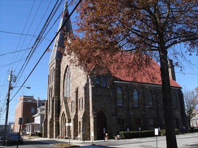 First United Methodist Mount Holly New Jersey
