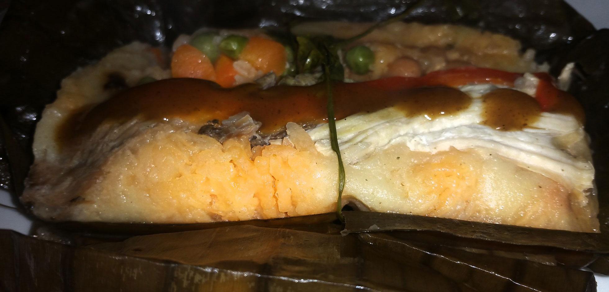 Chicken & Pork Tamales