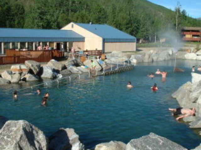HOt springs & pool -
