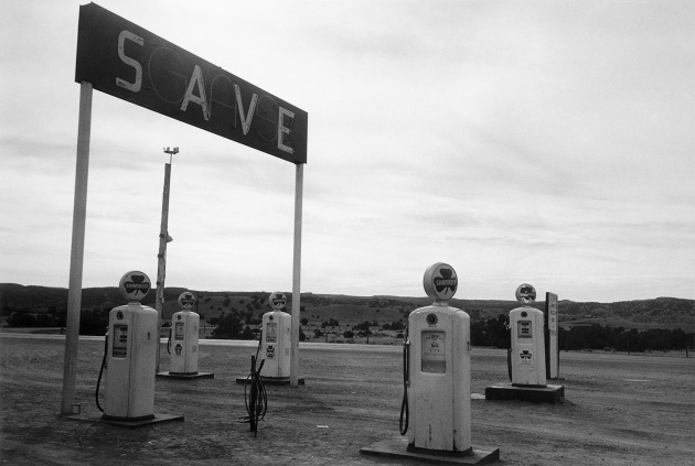 Robert Frank, Santa Fe - New Mexico, from the book The Americans