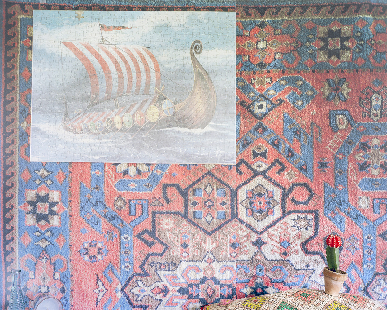 Svetlana Bailey,  carpet , 2016