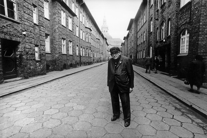 Michał Cała,  A pensioner I,  1978